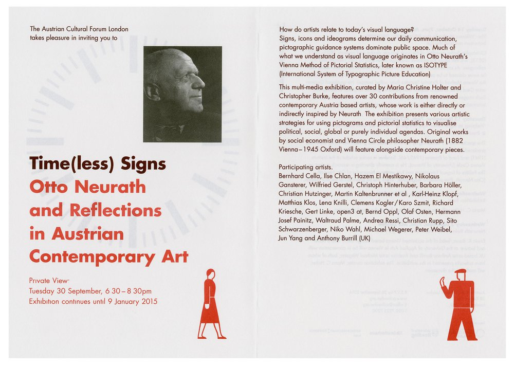 Time(less) Signs: Otto Neurath2