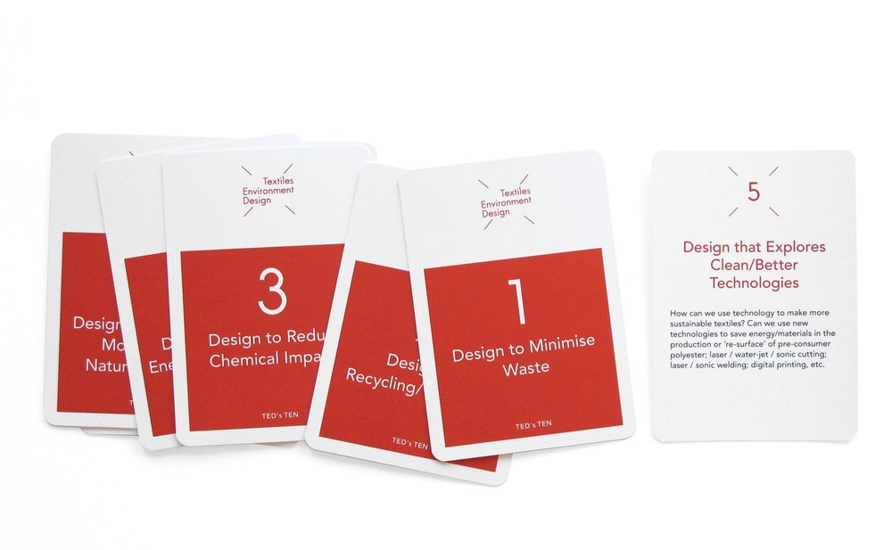 Mission Statement cards